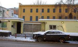 Местонахождение посольства Израиля в Москве. Карта и схема проезда+навигатор
