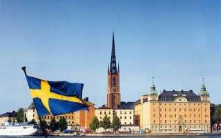 Виза в Швецию: виды виз и необходимые документы, стоимость и сроки оформления, причины для отказа