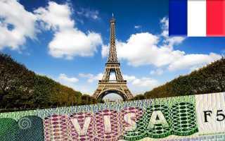 Виза во Францию: виды виз и необходимые документы, стоимость и сроки оформления, причины отказа