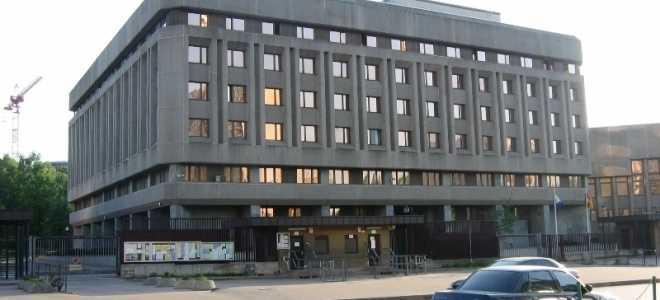 Посольства и консульства Германии в Москве и других городах. Карта и схема проезда