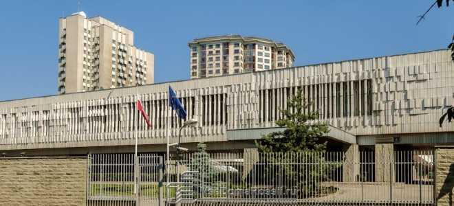 Где находится посольство Польши в Москве