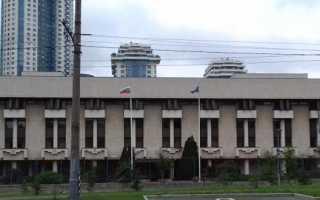 Где находится посольство Болгарии в Москве