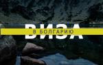 В страну Болгарию визу делаем самостоятельно