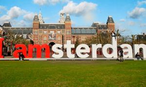 В Амстердам за тюльпанами. Делаем визу самостоятельно.