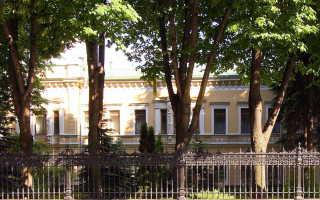 Посольства Украины в России. Схема проезда в Москве и Санкт-Петербурге