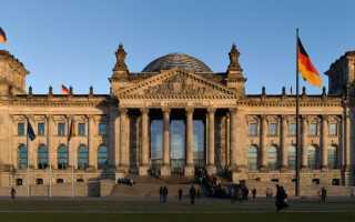 Порядок получения визы в Германию: виды виз и необходимые документы, стоимость и срок оформления, образец анкеты
