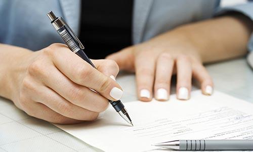 Подготовка документов для визы