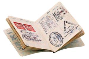 Загранпаспорт путешественника