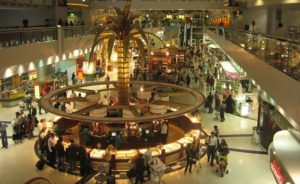 Аэропорт в эмиратах
