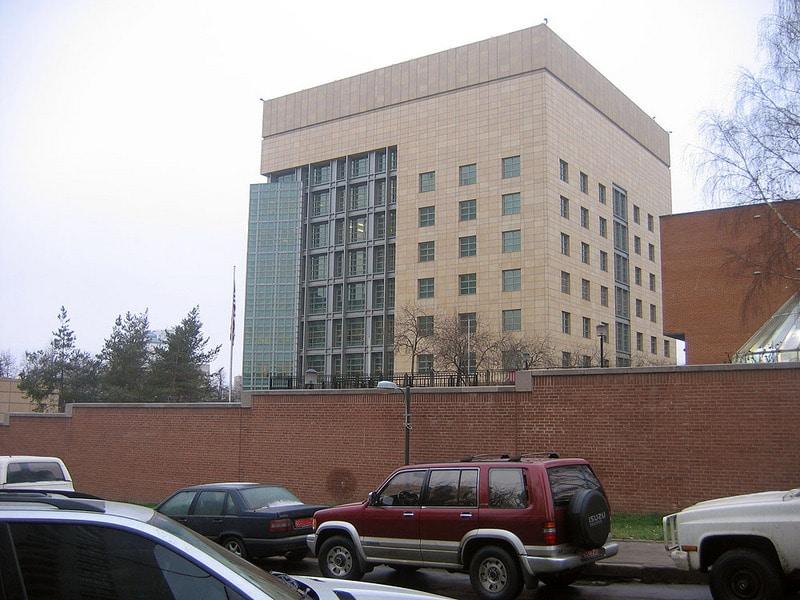 американское посольство в москве официальный сайт