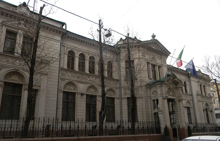 посольство италии виза