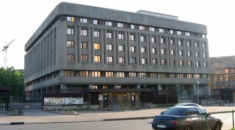 Посольство Германии в Москве официальный сайт, адрес немецкого посольства