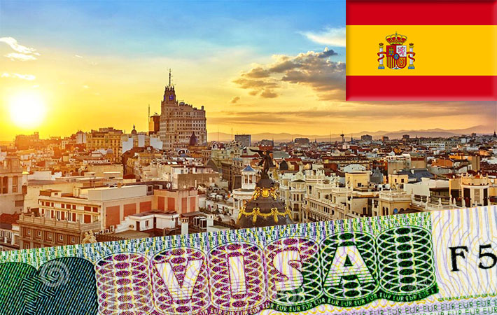 виза в испанию