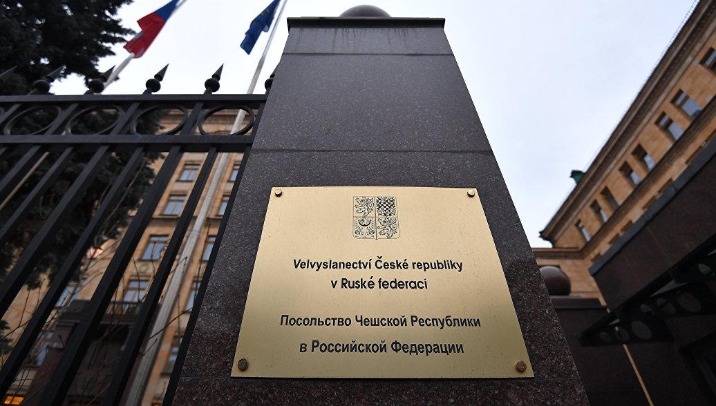 Посольство Чехии в Москве официальный сайт адрес