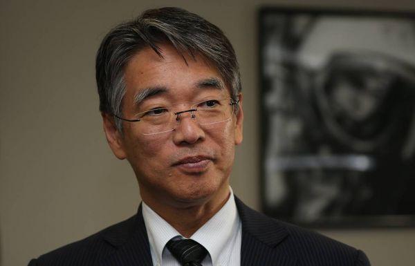 Посол Японии