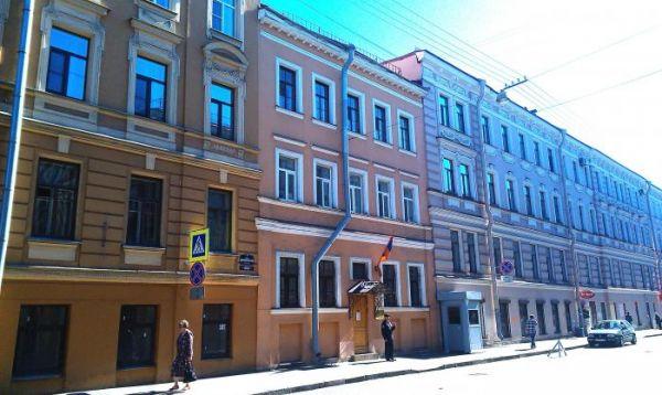 Посольство Армении в Санкт-Петербурге