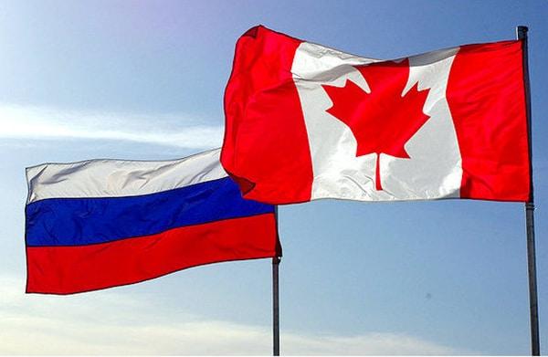 дипотношения Россия-Канада