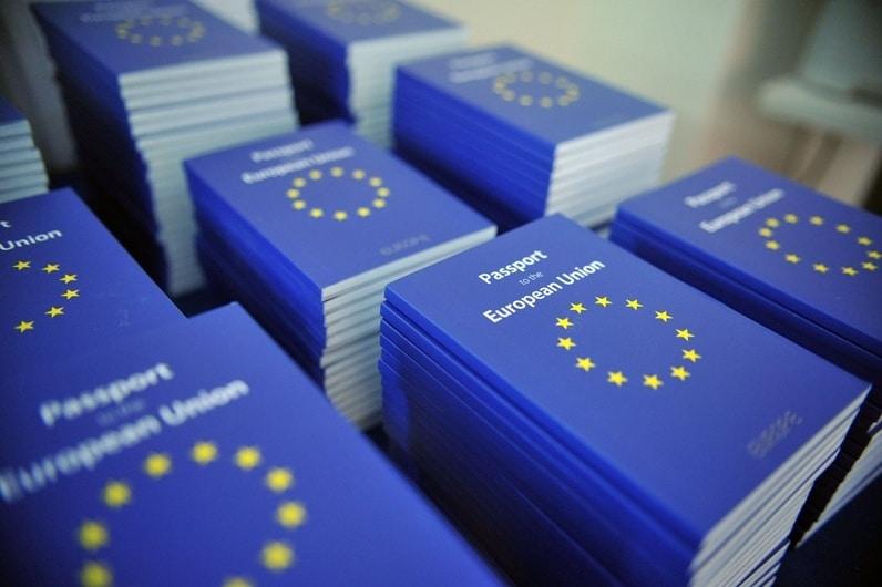 Евросоюз паспорт