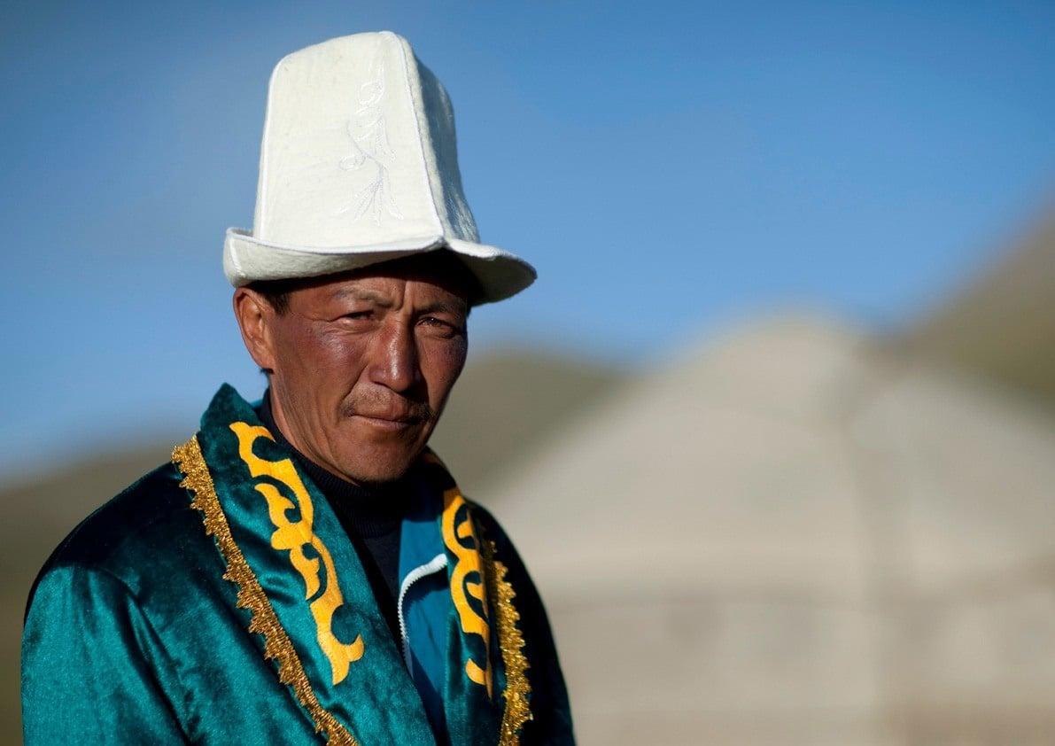 Гражданин Киргизии